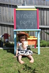 Neko's 3rd birthday 008